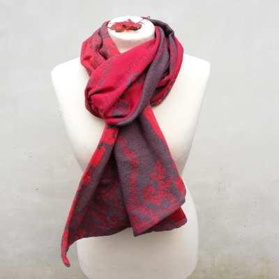 Greystoke Blood Moon Winter Hill flat scarf