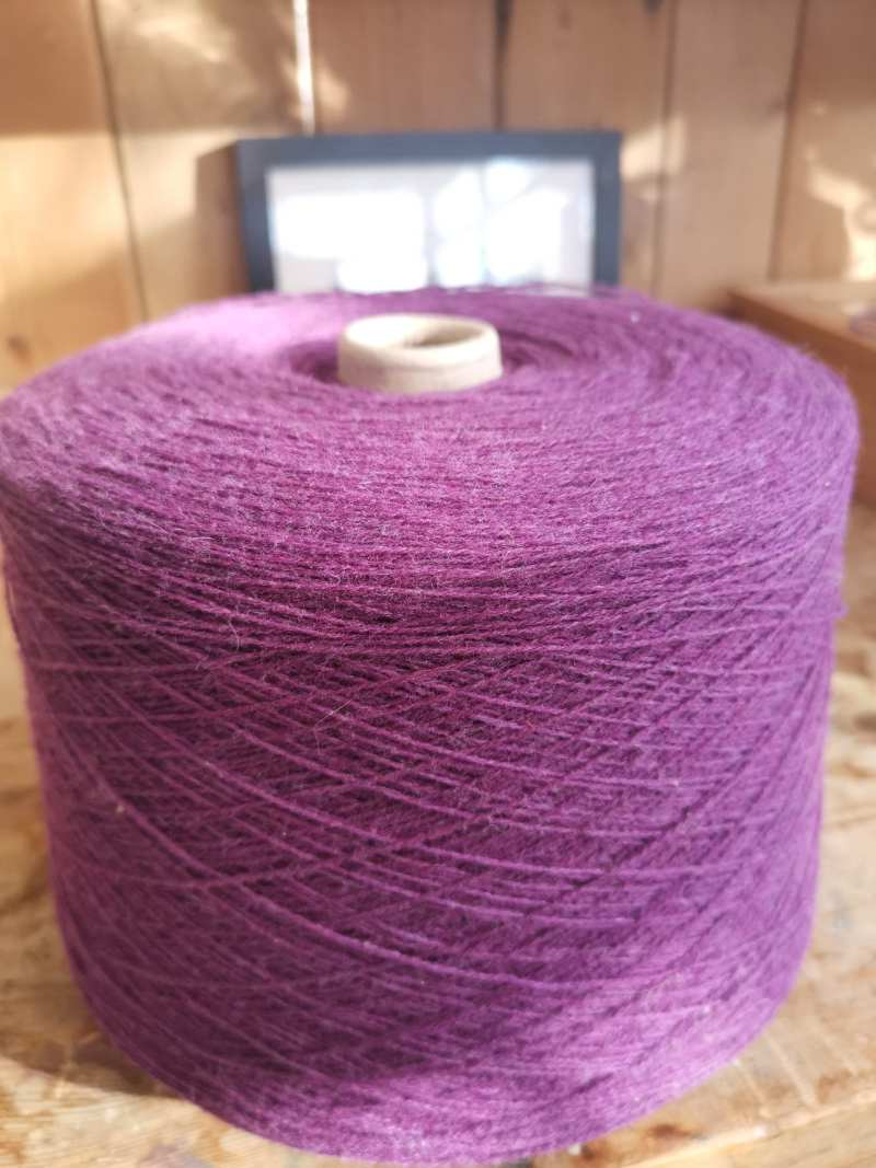 yarncone purple