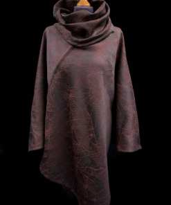 Oak Wren Poncho from Enchantress Mercury Gossamer