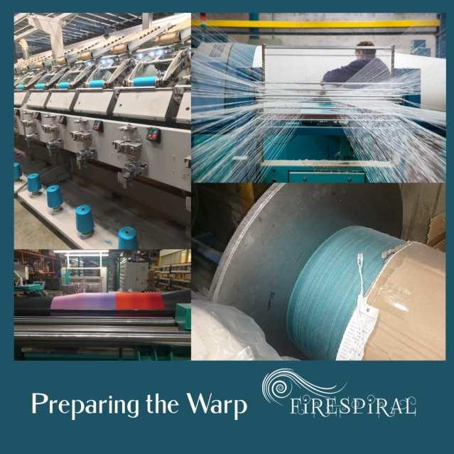 warping the beam