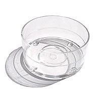 Clear Plastic Tealight Cups