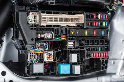 Basic Starter Wiring Diagram Your Car S Electrical System Completely Firestone