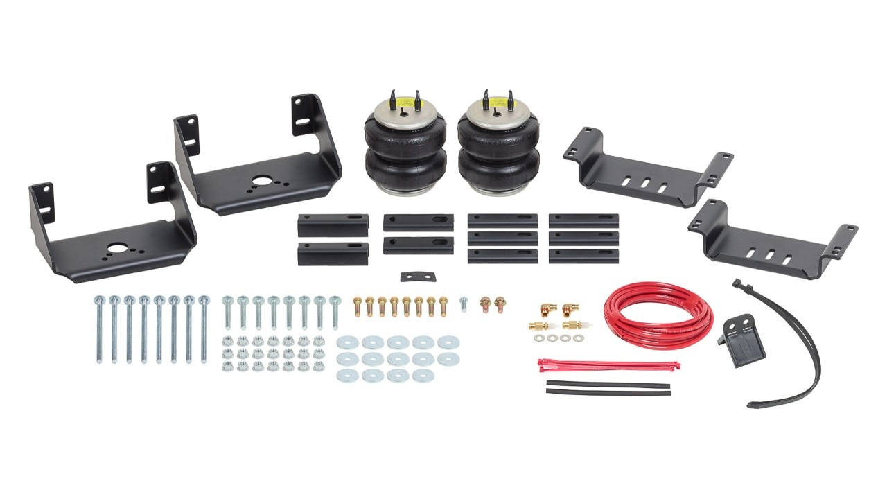 Firestone Ride-Rite: 2176 Rear Kit