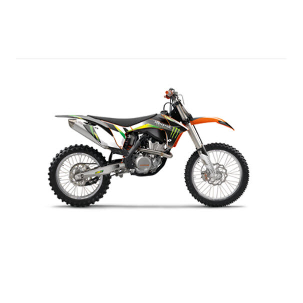 ONE INDUSTRIES MONSTER ENERGY GRAPHICS KIT KTM250 SXF