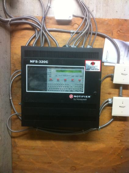 Wiring Diagram For Alarm