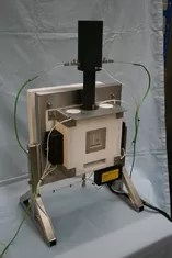 BS476-7 Building Material Flame Surface Spread Classification Tester With Water Cooling Heat Flux Sensor
