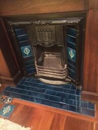 Ceramic Fireplace Tiles - Victorian Fireplace Tiles ...