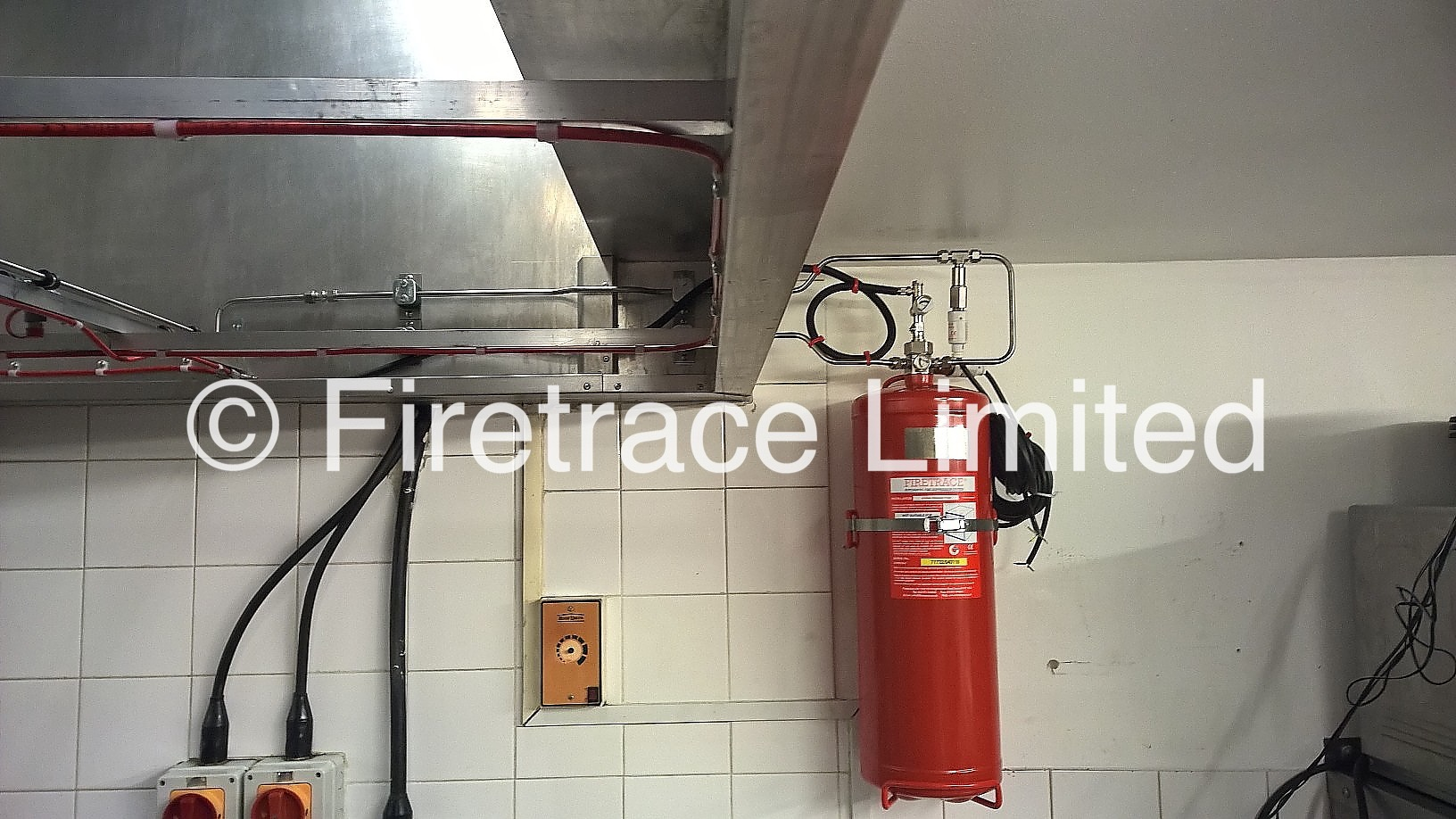 kitchen hood fire suppression system installation budget remodel fires how to avoid them firetrace