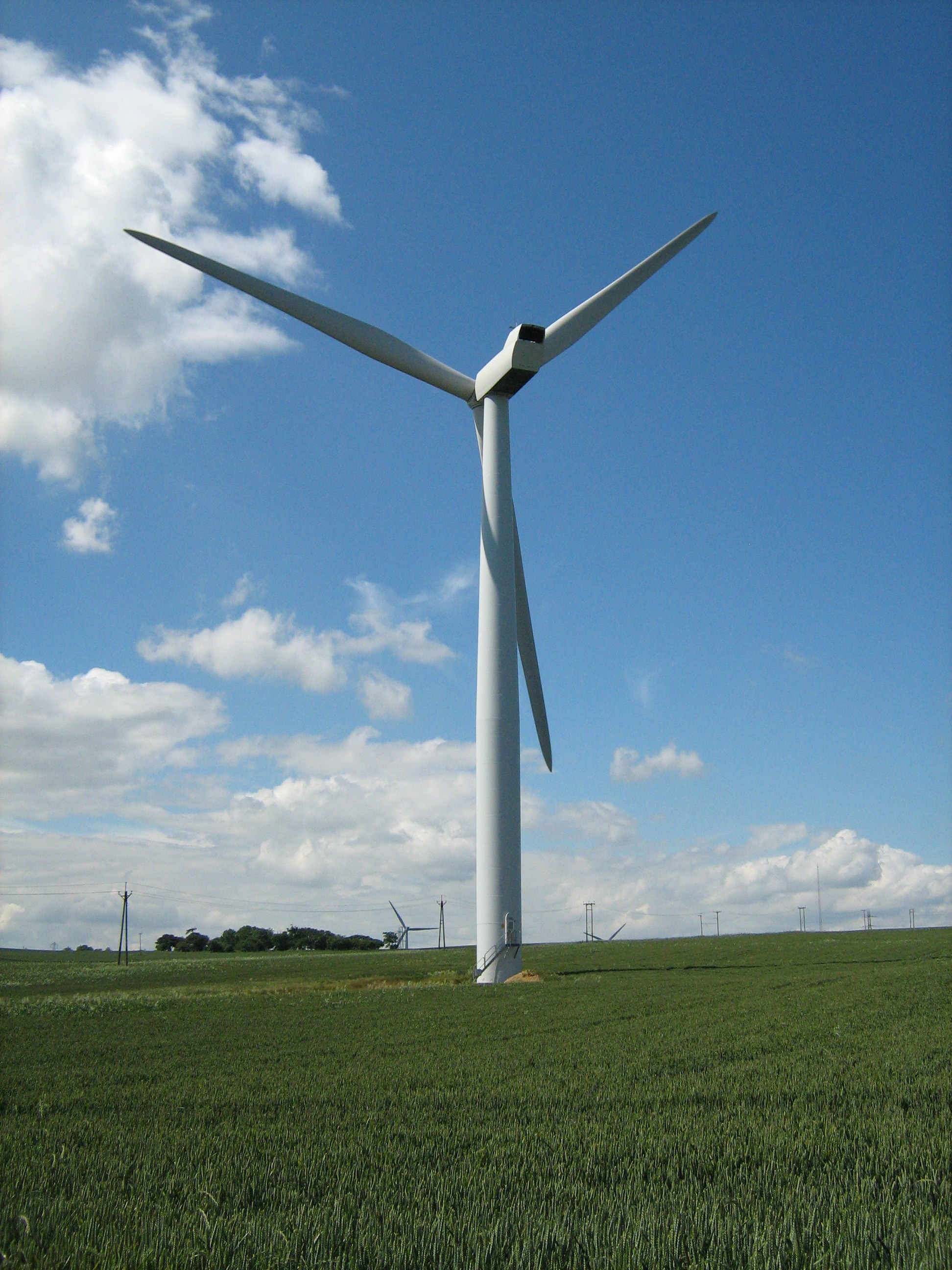 hight resolution of fire suppression systems for wind turbines