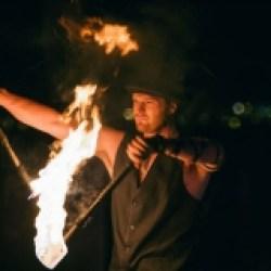 Dapper Events - The Grand - Fire Breather