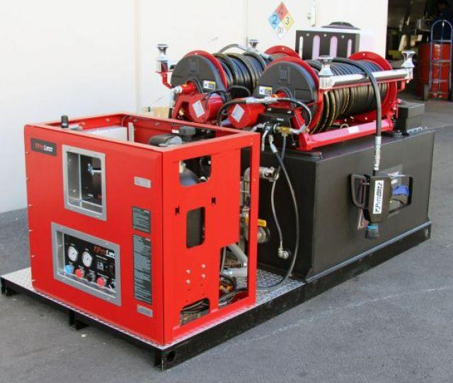 Pyrolance Training At Firetrucks Unlimited