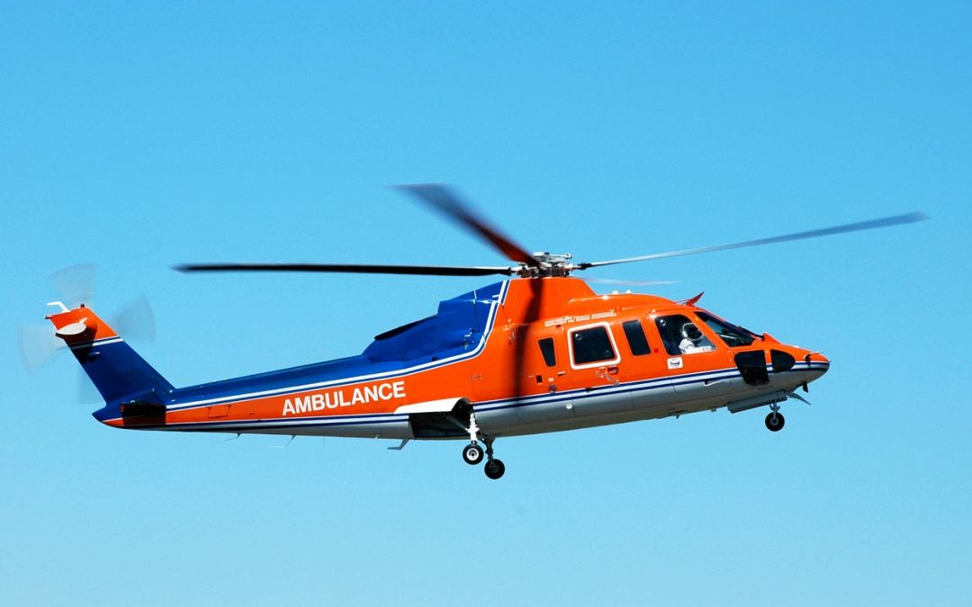 Cause of Air Ambulance Fire Released