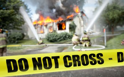 Increase in Fatal Fires Noted During Stay-at-home Order