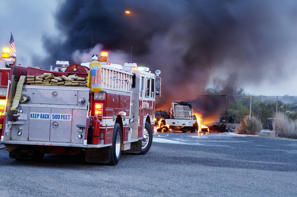 NIST Updates an Old Tool to Assist in Extinguishing Vehicle Fires