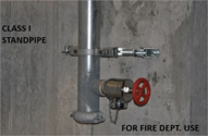 Class 1 Standpipe and Hose System