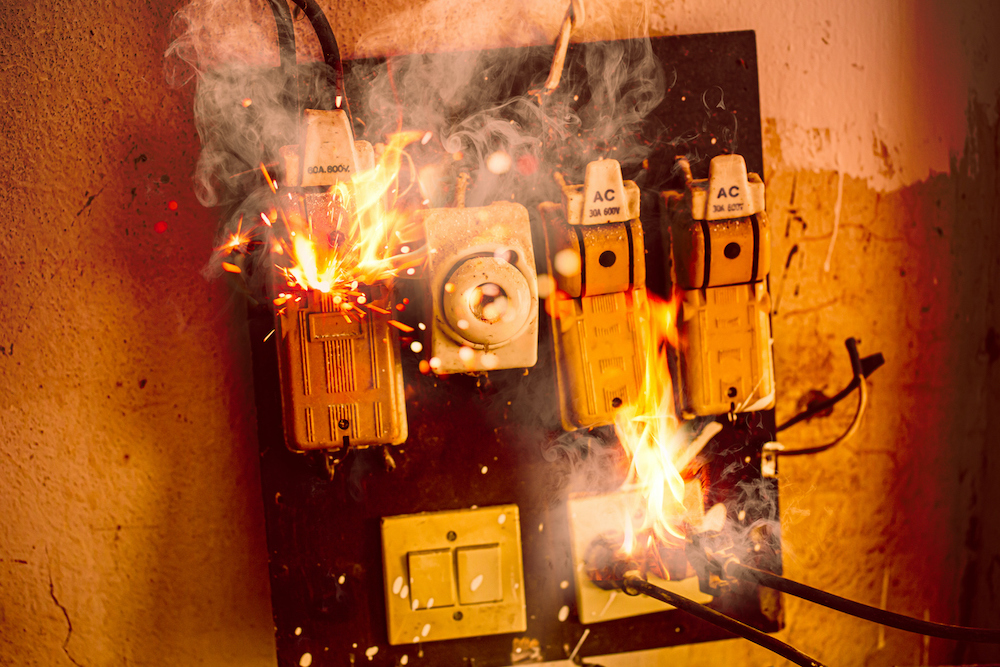 Tips on How to Avoid Electrical Fires
