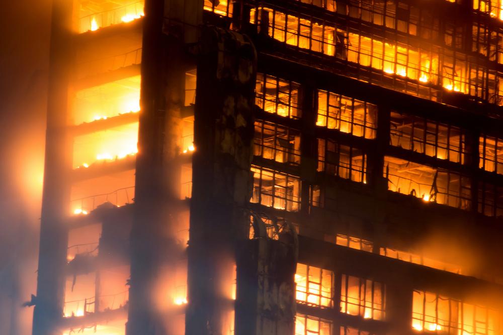 Update on Progress Made by London Fire Brigade Addressing Grenfell Fire Report