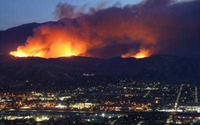 National Research Council Releases Guide for Wildland-Urban Interface Fires
