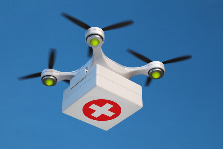 Drone Applications and Testing for Emergency Services