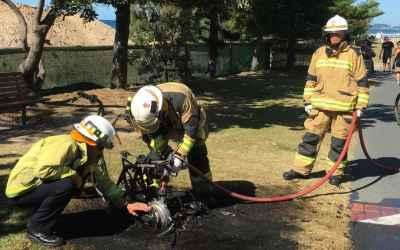 Electric Bike Fires – A Concern