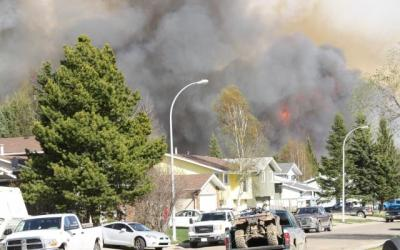May in fire history – the Slave Lake wildfire