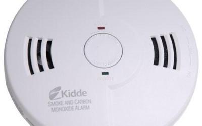 Kidde recalls talking combination smoke and CO alarms