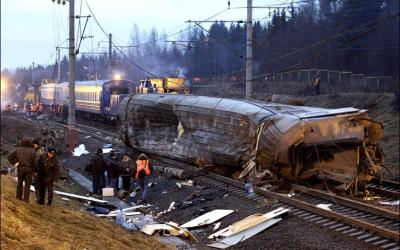 June in fire history – The Ufa train disaster