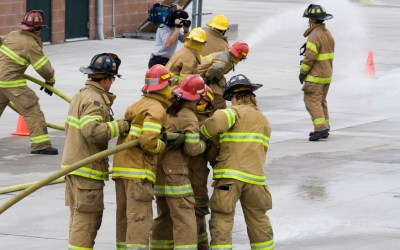 Training Initiative in Southern Alberta Takes a Holistic Approach to Training Firefighters