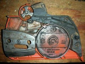 Husqvarna Clutch Cover Assembly Problem