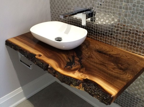 Live Edge Slab Benches Cubes And Bar Tops Firewood