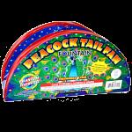Peacock Tail Fan
