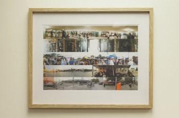 Tom Neill - Berlin Panoramas framed print