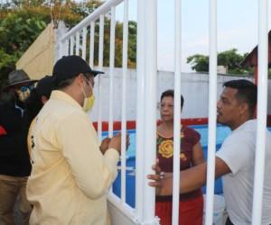 Compromete Miguel Piña Balderas más recursos para educación