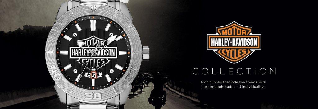 Ceasuri barbatesti Harley Davidson si Hugo Boss promovate pe 360Mall