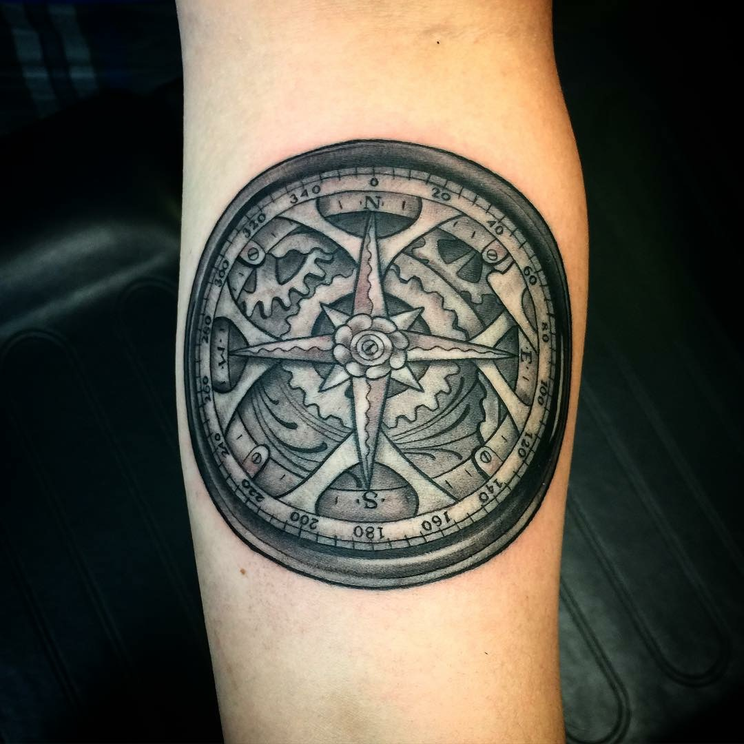 Black and Gray Tattoos  San Antonio Black  Gray Tattoo