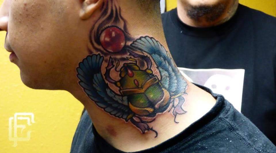 Custom Tattoo Art - Firme Copias