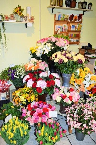 Blumen W Schmitt e K aus Wiesbaden