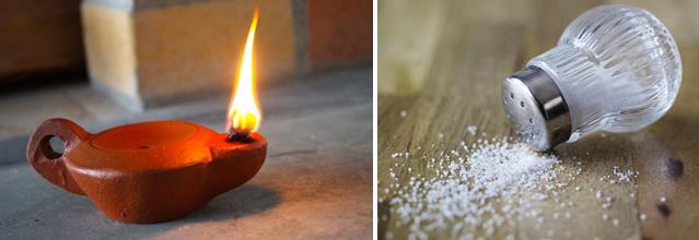 Salz und Licht dieser Welt