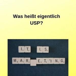 Was heißt eigentlich USP?