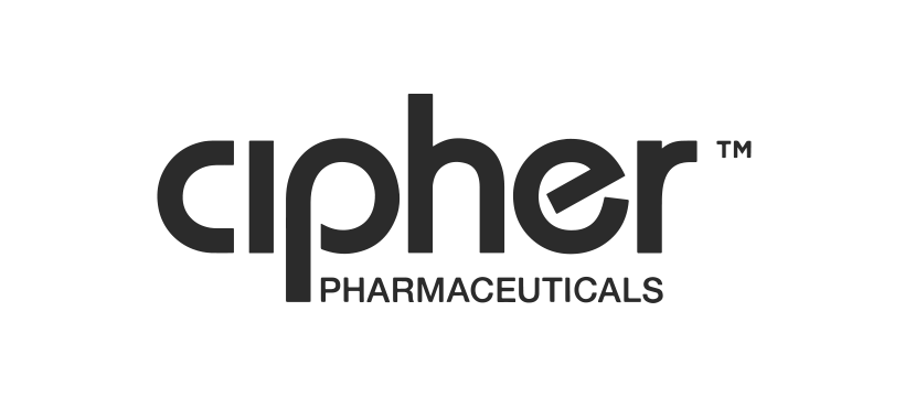 Company Logo of Cipher Pharmaceuticals