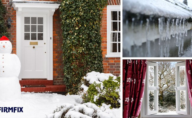 Tips From Firmfix For How To Winter Proof Your Home