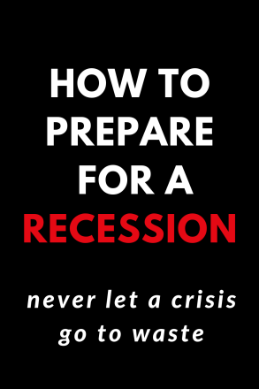 how to prepare for a recession-2