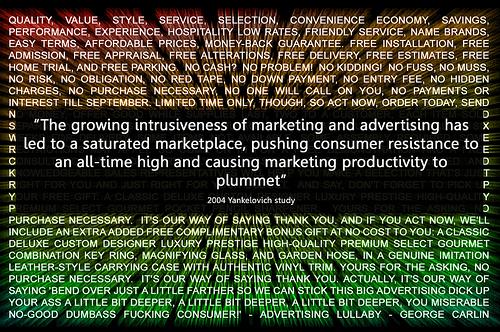 o reklamie