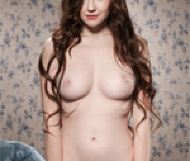 Her Nude Big Firm Tits And Tiny Tight Pussy
