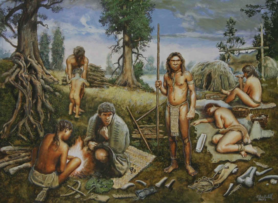 avcılık ve toplayıcılık ile ilgili görsel sonucu