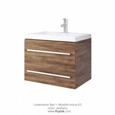 Kit lavamanos con mueble  Firplak