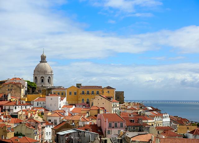 Hotel Lisbonne Avec Parking les 10 plus belles terrasses avec vue sur lisbonne en 2018 hotel