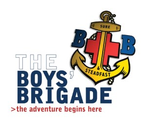 No Boys' Brigade - Half Term