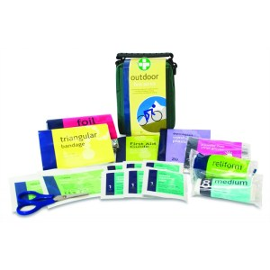 Outdoor First Aid Kit Small & Contents