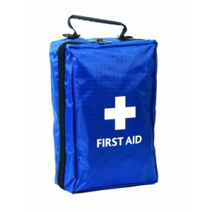 first aid blue copenhagen bag